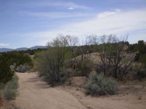 Grade entering Santa Fe near 599 bypass
